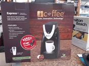 REMINGTON PRODUCTS Coffee Maker ICOFFEE